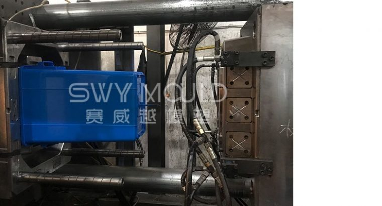 Manufacturing Method Of Plastic Dustbin Mould