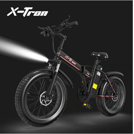 X-Tron 500W Electric Bike