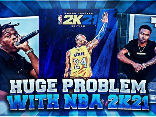 How large is the NBA2K21 update from PS4 into PS5