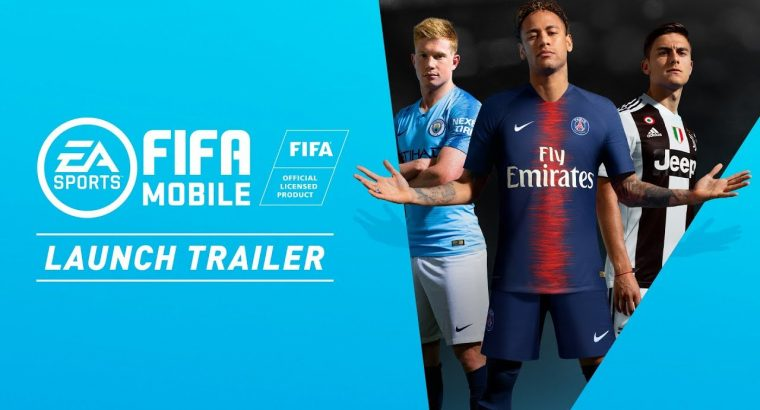 Electronic Arts contains six fresh FIFA mobile