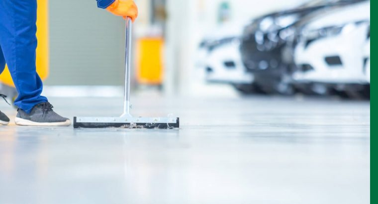 Dealership Cleaning Company ST Petersburg