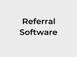 Referral Software