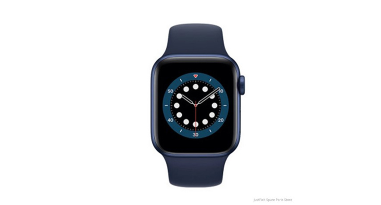 New Apple Watch Series 6 GPS + Cellular 40MM/44MM Aluminum Case with 5 Colors Sport Band Remote Smar