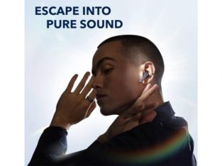 Anker Soundcore Liberty Air 2 Pro True Wireless Earbuds, Targeted Active Noise Cancelling, PureNote