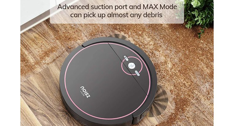 noisz by ILIFE S5 Robot Vacuum Cleaner, Hard Floor and Low Pile Carpet