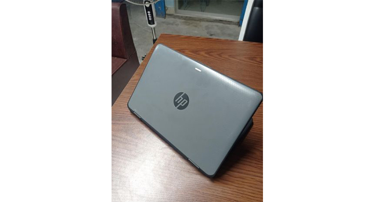 hp brand touch display 8th gen