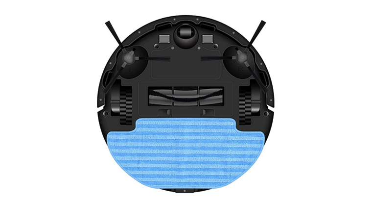 Liectroux ZK901 Lidar Robot Vacuum Cleaner,Laser Navigation&Mapping,Breakpoint Resume Clean