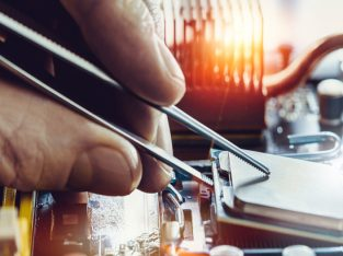 ERP for Electronics Manufacturing
