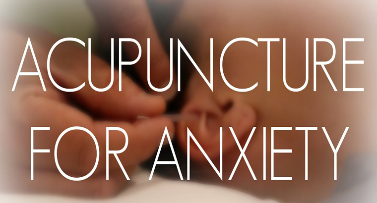 Acupuncture for Anxiety NYC