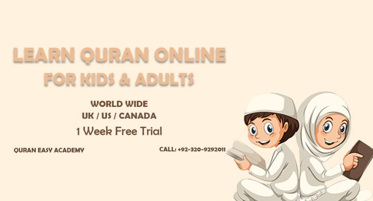 Make Learning The Quran Easy