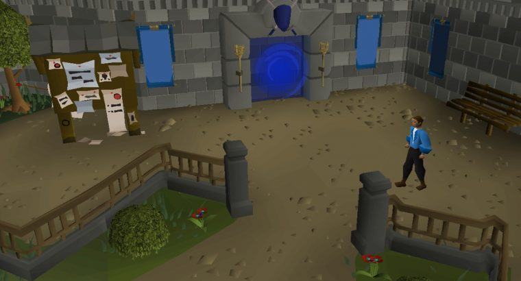 RuneScape – Pvp meeting pve players