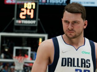 One of the more recent entries in the NBA 2K lineup